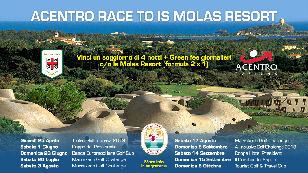 Race to Is Molas-2019